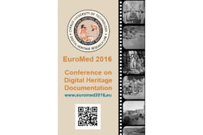 EuroMed 2016: Get Involved in One of the Milestone Events in Cultural Heritage Research