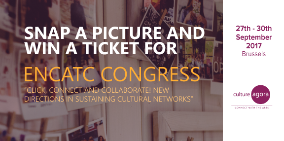 Win a ticket for the 25th ENCATC Congress!