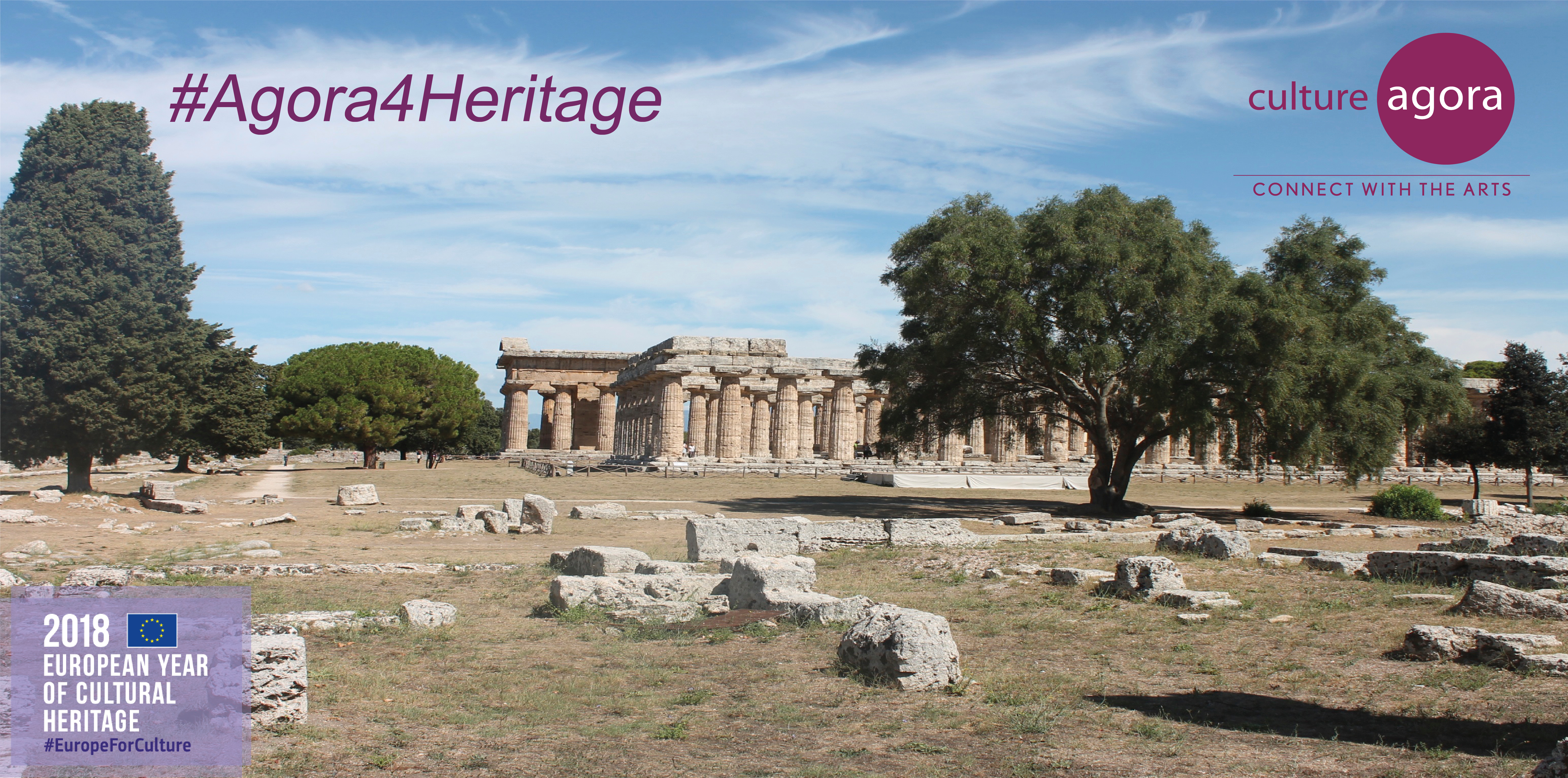#Agora4Heritage: supporting the European Year of Cultural Heritage