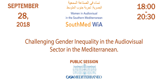 SouthMed WiA Public Session in Alicante