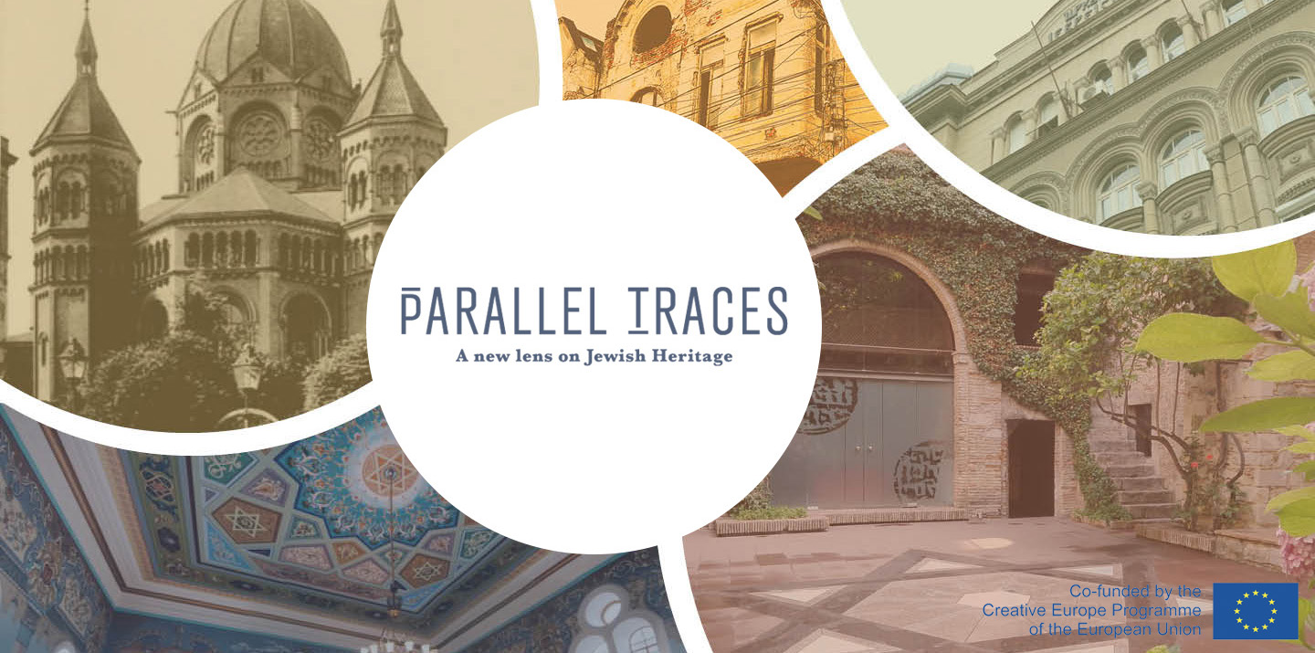 Parallel Traces: a new lens on Jewish Heritage